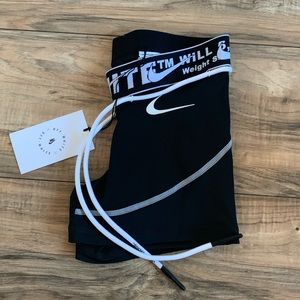 Nike Shorts - Nike Off-White Sport Shorts